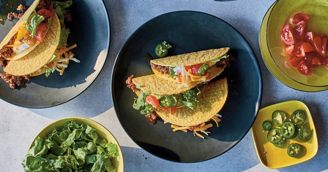 The case for hard shell tacos foods foods forumfinder Images