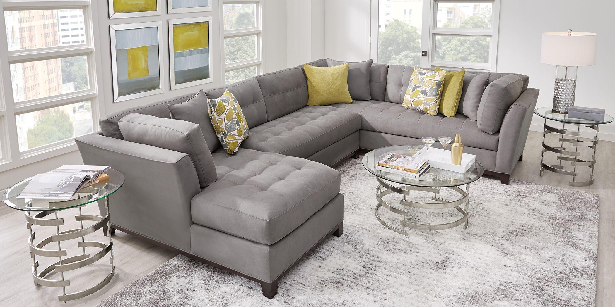 Nice Cindy Crawford Sectional Sofa Good Cindy Crawford Sectional