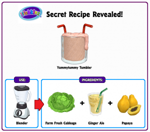 Recipe revealed yummytummytumbler webkinz pinterest recipe revealed yummytummytumbler forumfinder Choice Image