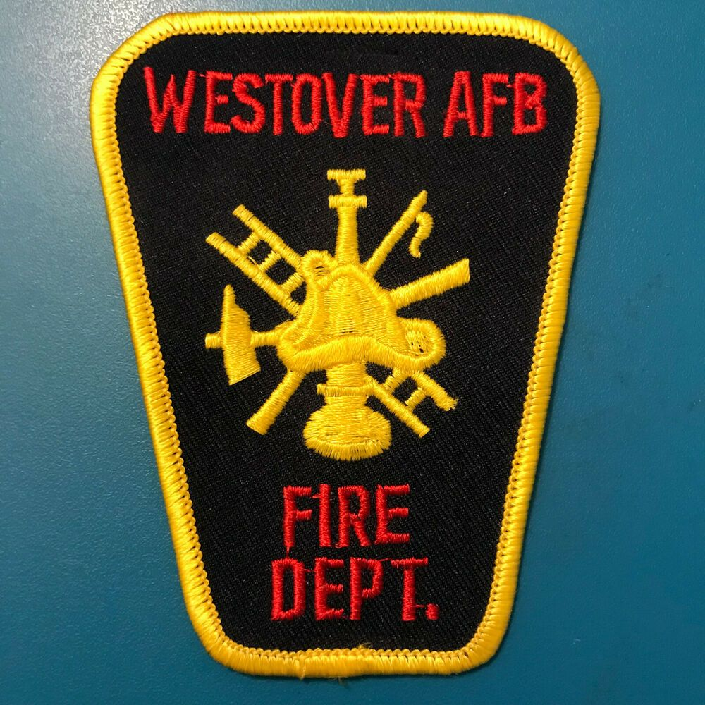 Westover AFB Air Force Base Fire Department Chicopee