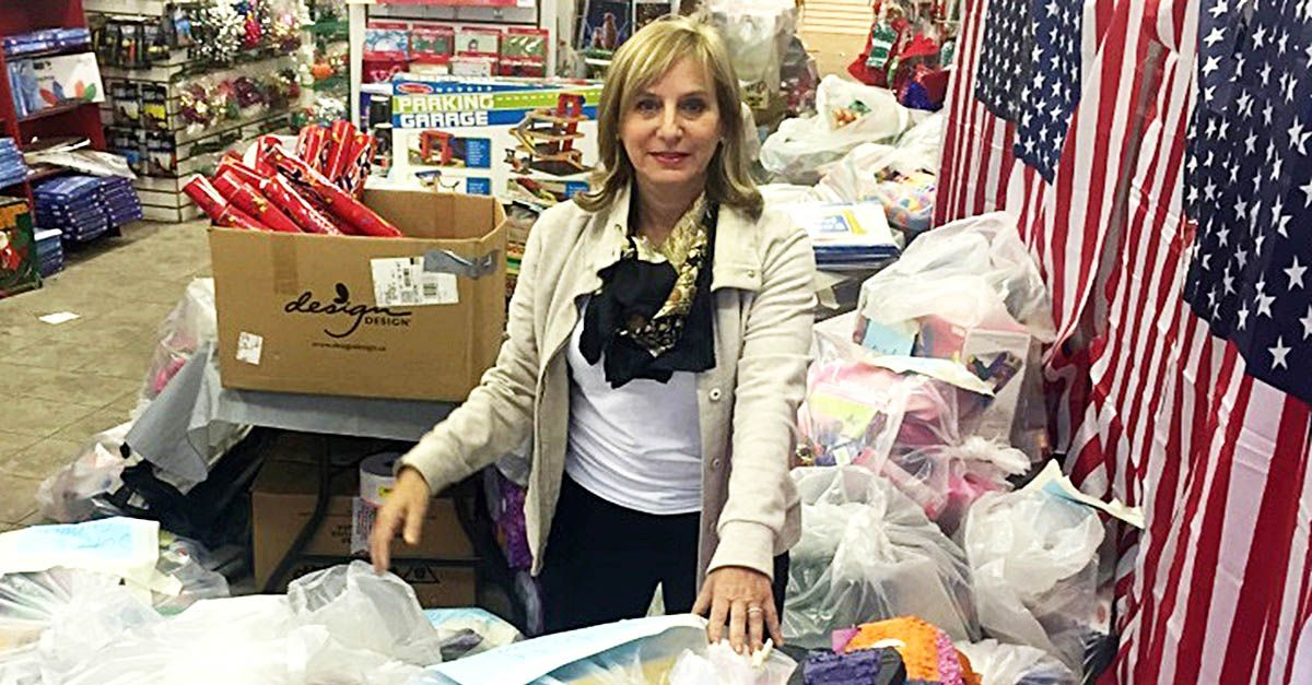 A Toy Store Was Up For Rent, What This Mother Of Three Did Is AMAZING!