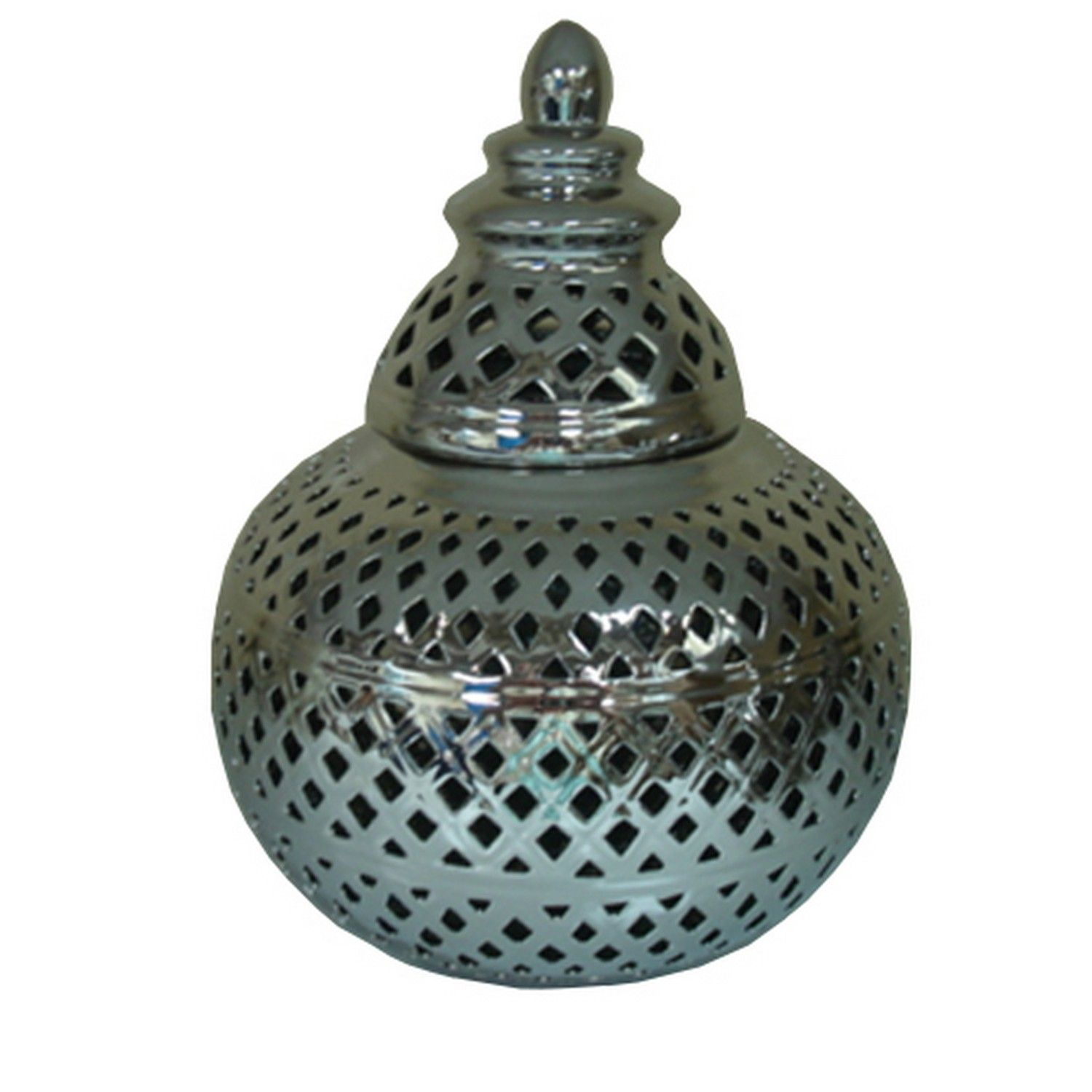 buy silver moroccan lantern home accessories the range budget