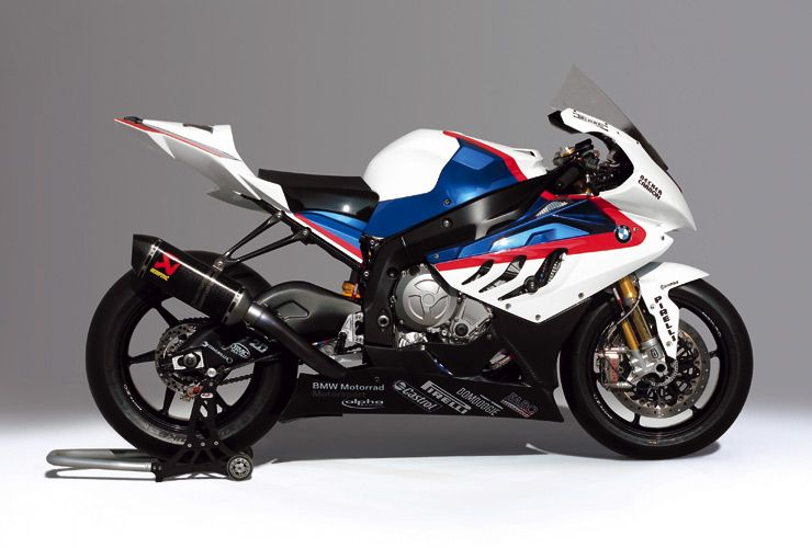 Baddest Bike On The Tracks Right Now Bmw 1100 Rr Bmw