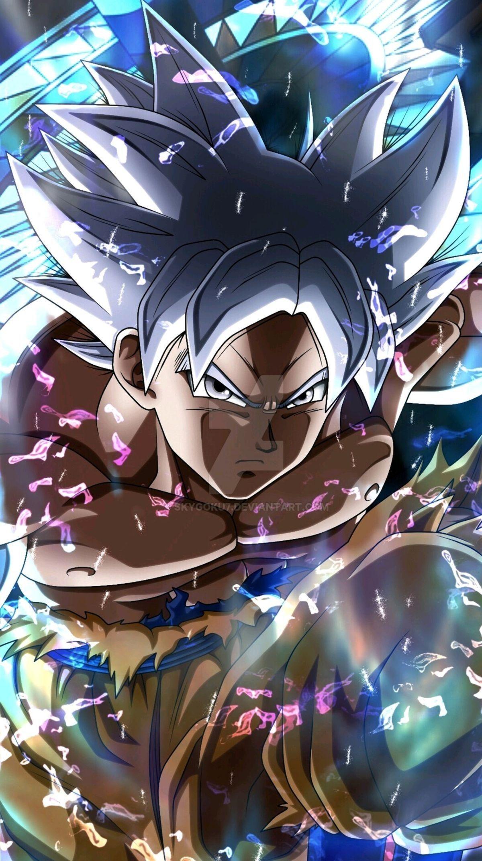 Ultra instinct Goku Anime dragon ball super, Dragon ball