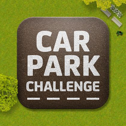 Carpark Challenge Icon by Clint Crothers    메모장 질감