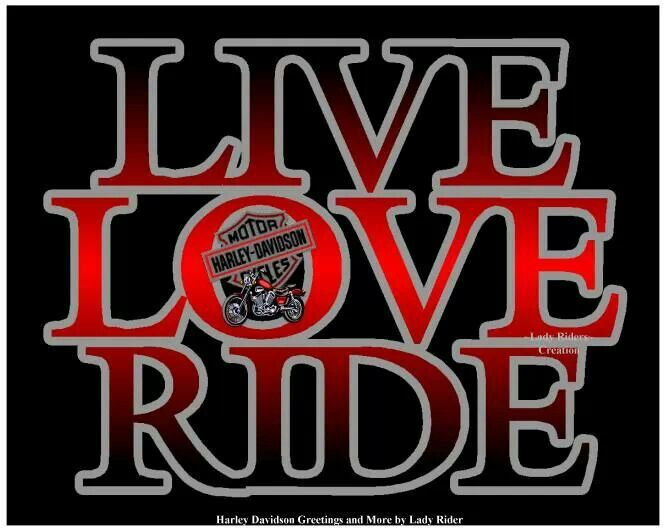 LIVE LOVE RIDE! Harley Davidson Of Long Branch Www.hdlongbranch.com