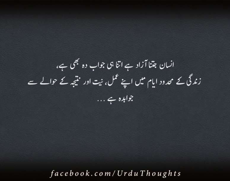 14 Inspirational Quotes In Urdu English Urdu Quotes About Life In
