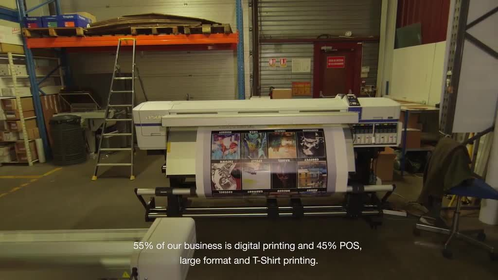 My Own Large Size Professional Poster Printer Epson Surecolor Sc S70600 8c Epson Professional Poster Epson Digital Prints