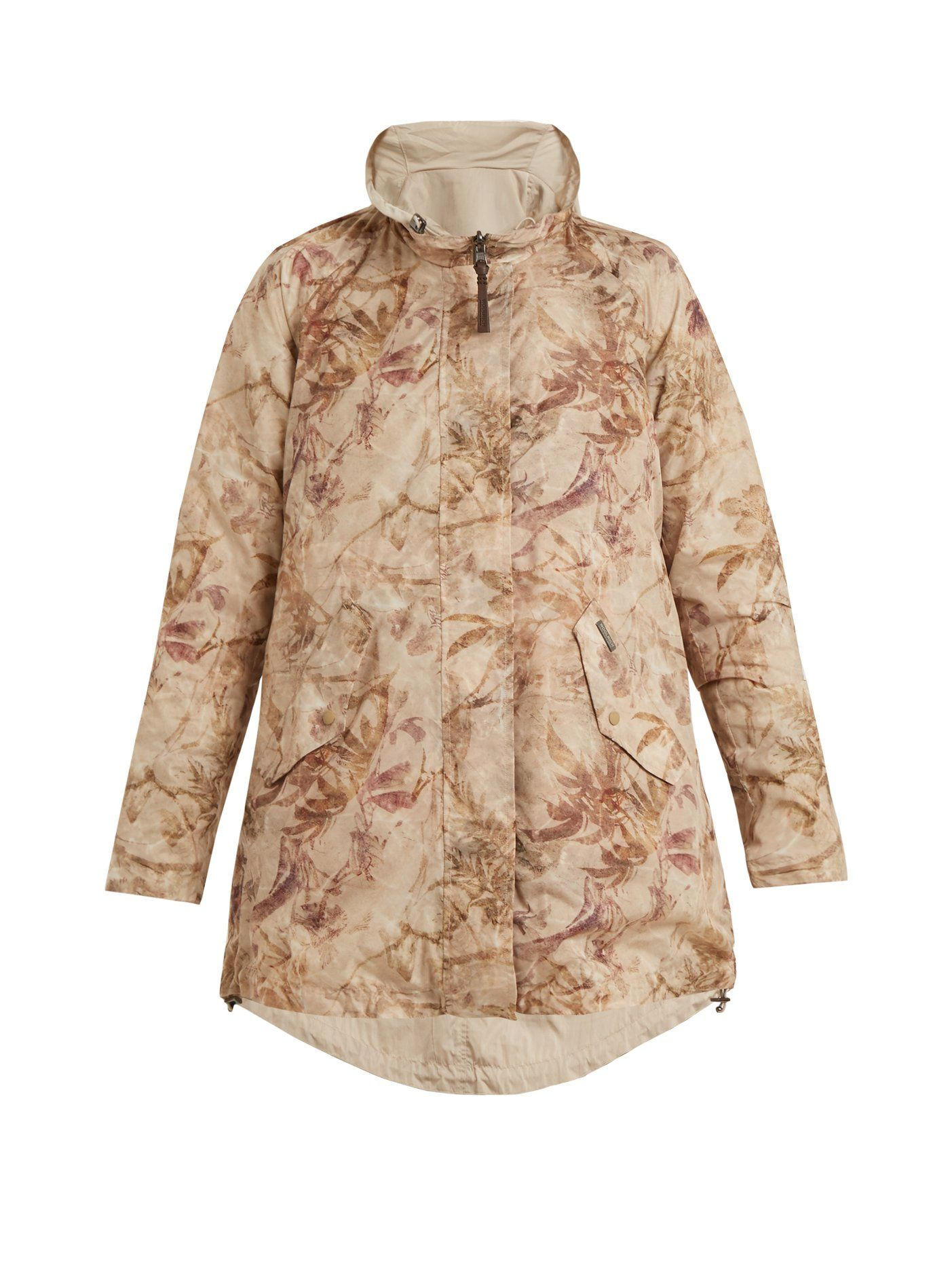 on sale cb7c3 300c2 Reversible palm-print shell jacket | Woolrich John Rich ...