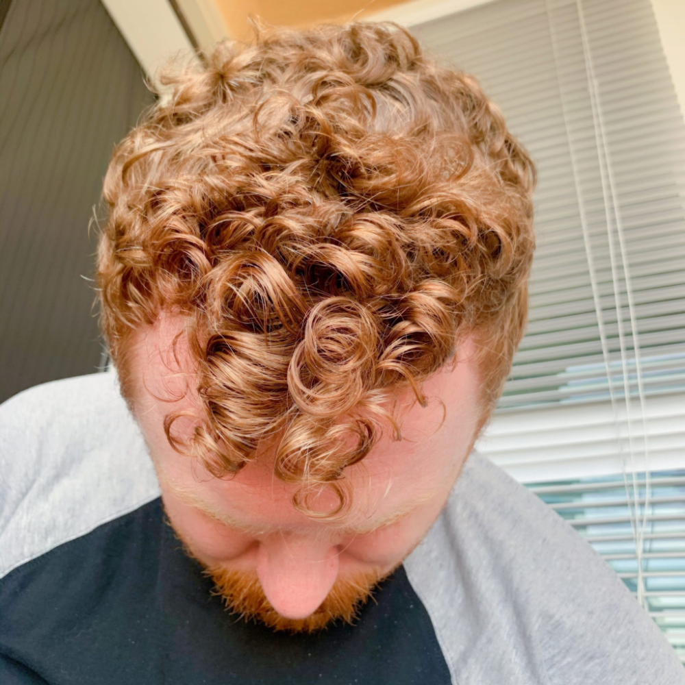 Best 2C/3A Curly Hair Tips for Men in 2020 Curly hair