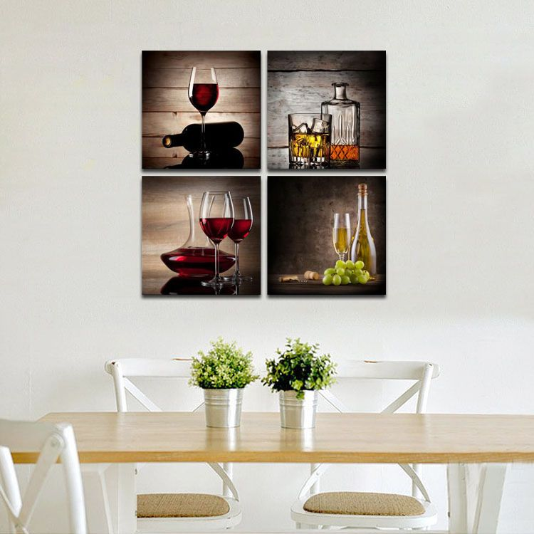 Painting Canvas Art Print Abstract Picture Photo Wall Home Decor