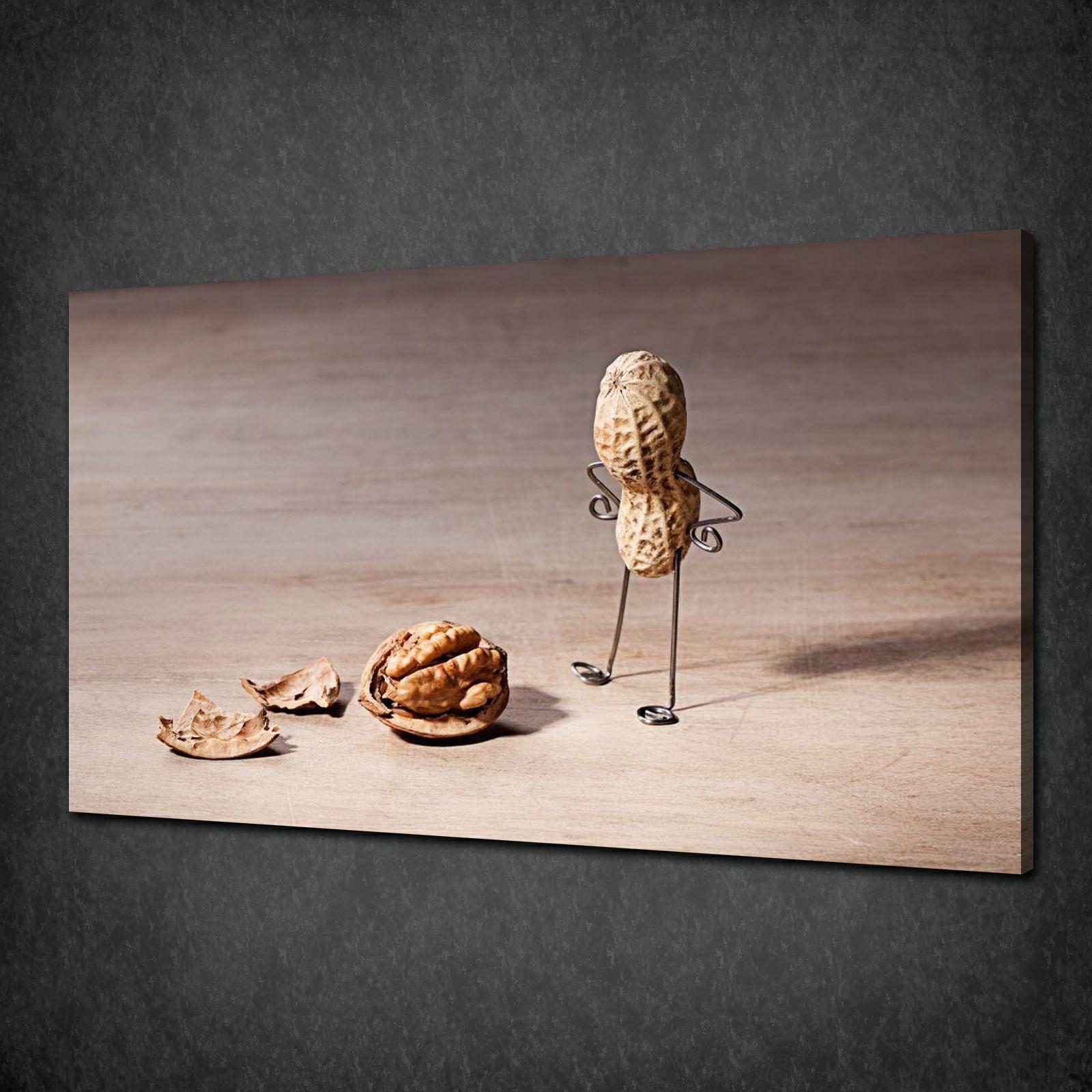 Schlichte, Moderne Küche Leinwand Kunst - Die drei ...