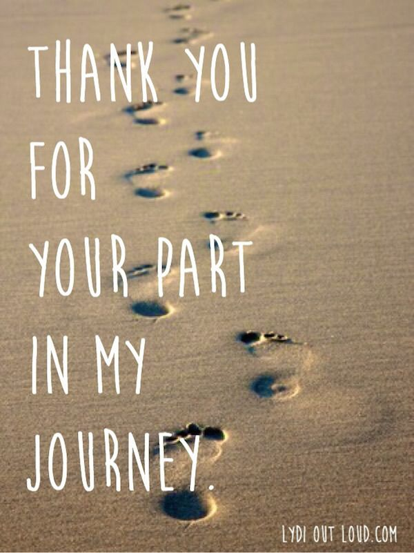 Thank You And Goodbye Quotes: Blogiversary Giveaway Winner