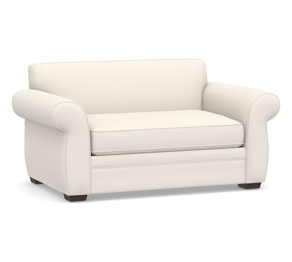 Pearce Roll Arm Tight Back Sofa Twin Sleeper Tight Back