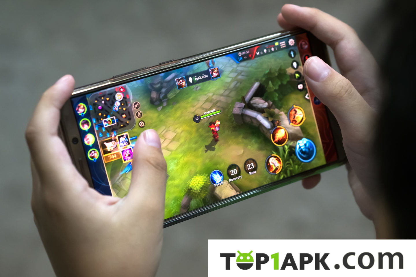 TopRated Free Mini APK Games For Android In 2018