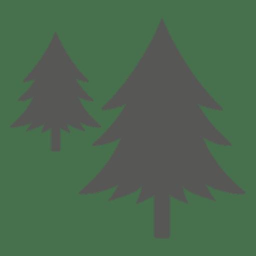 Pine Trees Icon Ad Sponsored Paid Icon Trees Pine Tree Icon Tree Graphic Silhouette Clip Art