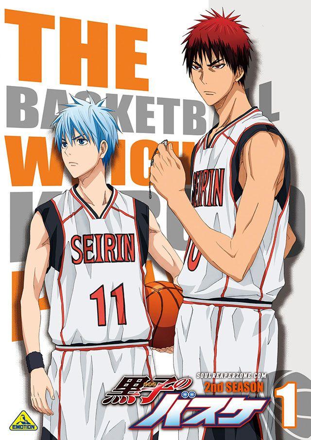 Kuroko no Basket에 있는 핀