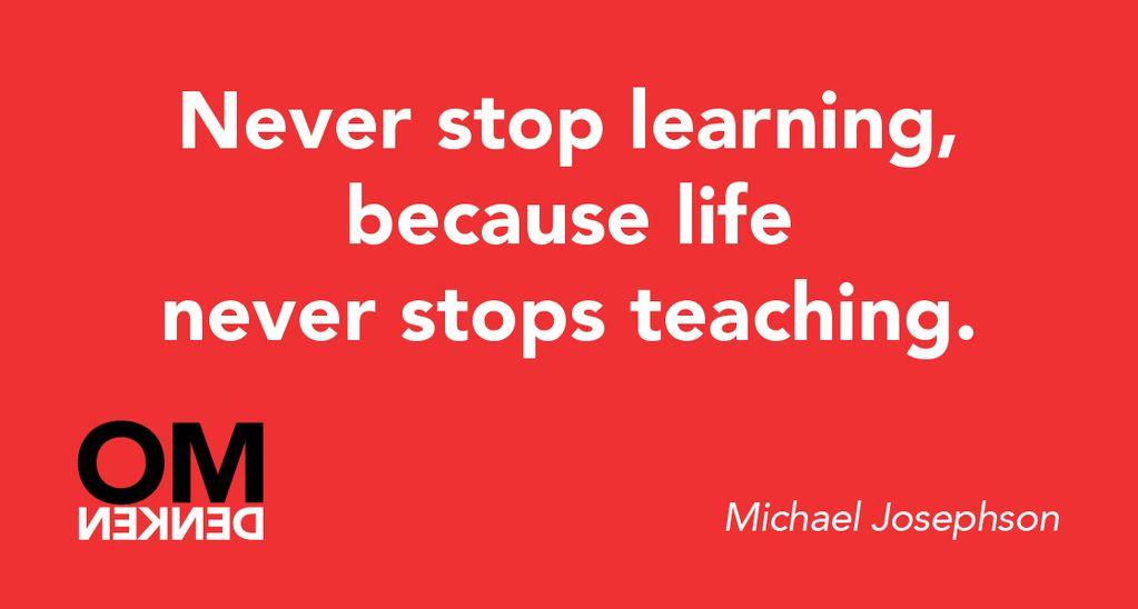 Citaten Over Leren : Leven lang leren omdenken spreuken over persoonlijke
