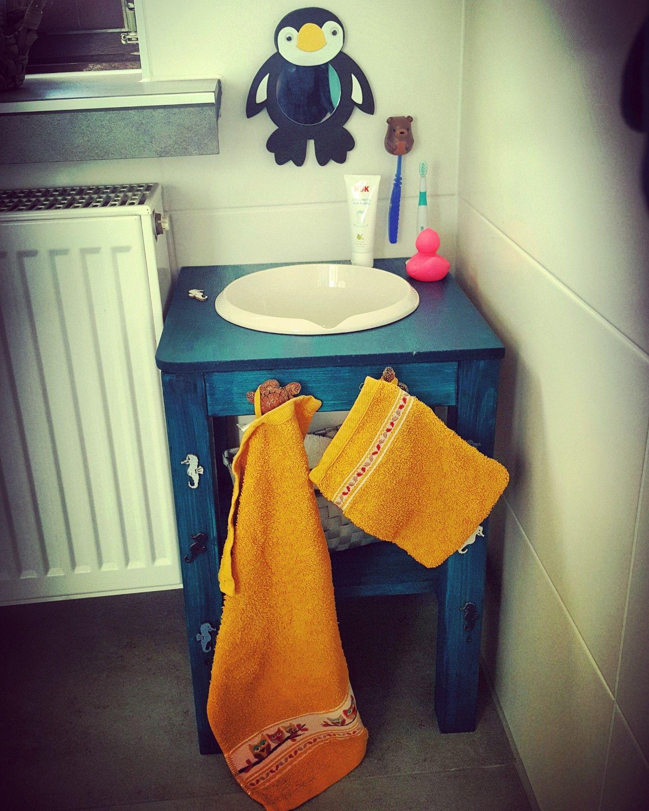 Pin Von Agata Urban Auf Dzieci Mit Bildern Kinder Badezimmer Waschtisch Kinder