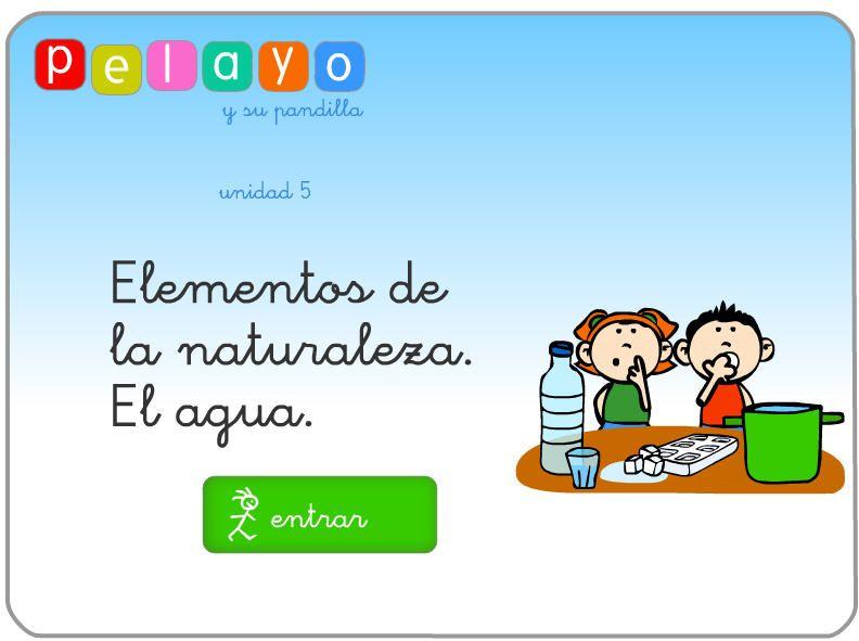 Peque Blog Proyecto Agua Ciclo Del Agua Agua