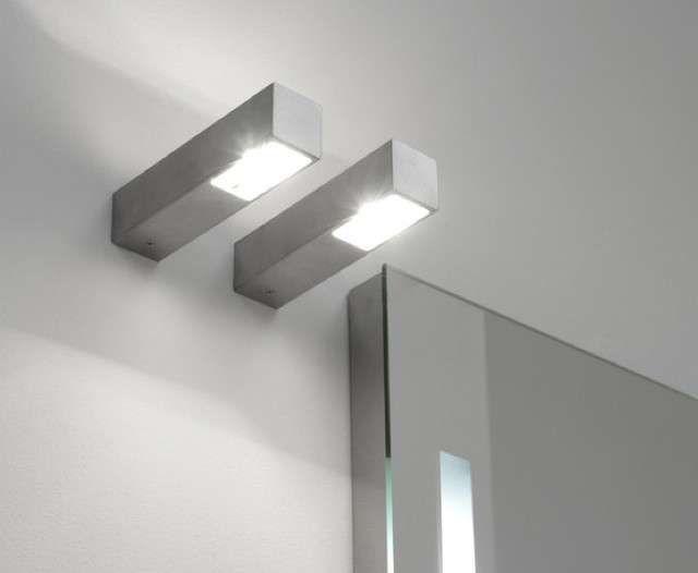 illuminare il bagno - Applique moderno