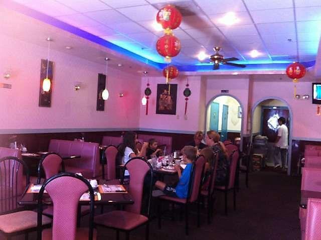 CHINA GARDEN RESTAURANT 3114 SW Martin Downs Blvd. Palm City, Florida 34990  772