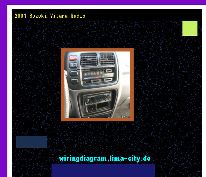 2001 Suzuki Vitara Radio Wiring Diagram 18574 Amazing Wiring Diagram Collection Suzuki Radio Ford Ranger