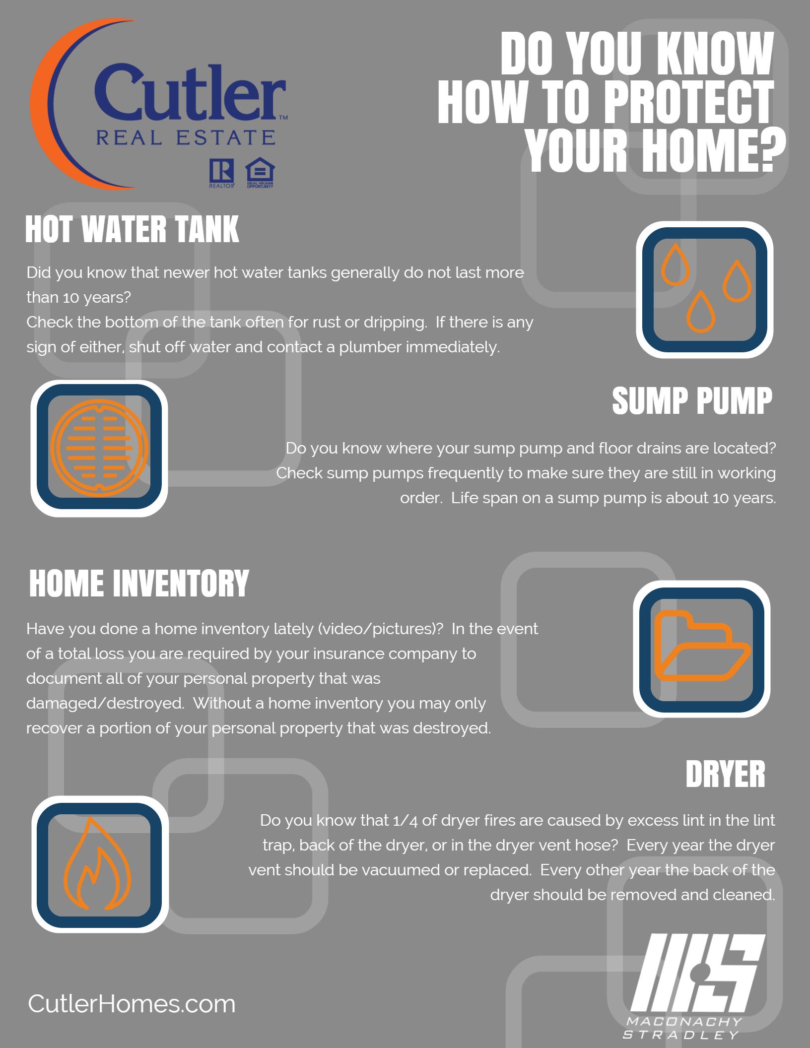 Protecting Your Home Protecting Your Home Water Tank Sump Pump