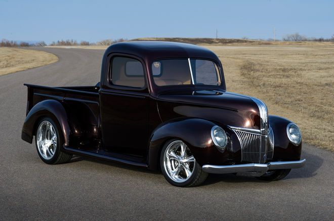 Granddad S 1941 Ford Truck Might Embarrass Your Muscle Car