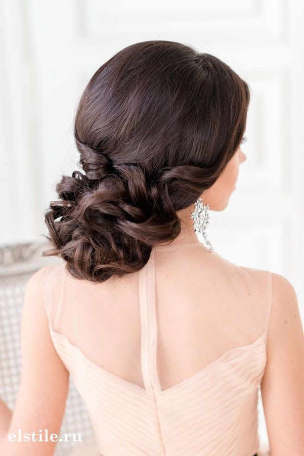 Wedding Hairstyle | Belle The Magazine