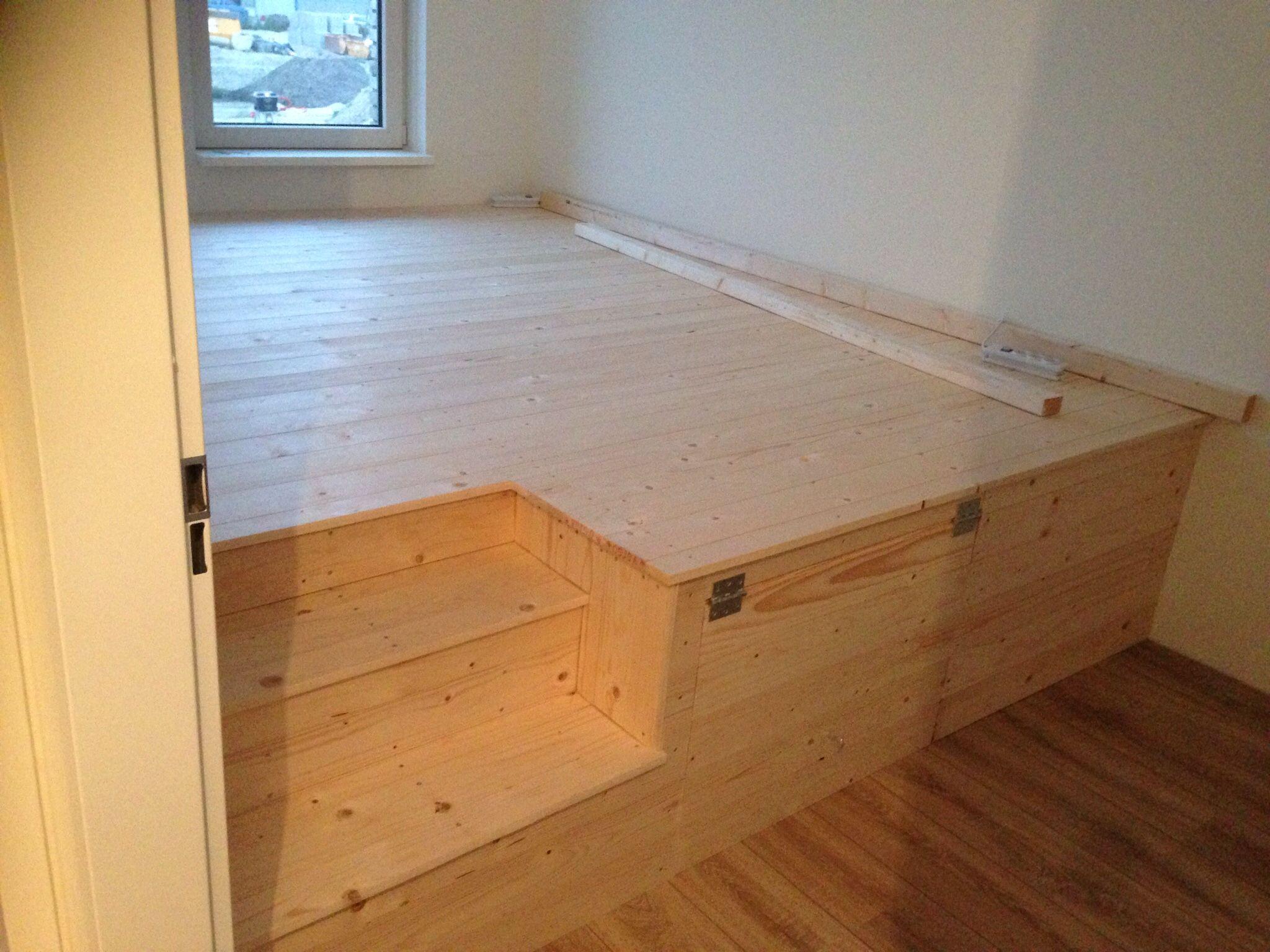 Verhoging In Slaapkamer : Kleine slaapkamer inrichten prachtige voorbeelden box