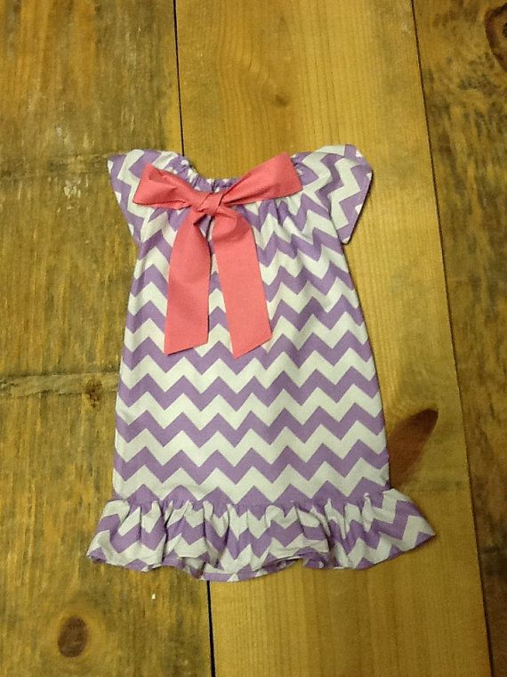 Girls Easter Peasant Dress OR top with fabric by EverythingSorella, $34.50