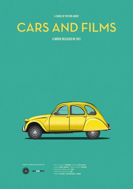 Photo of Cars And Films #5