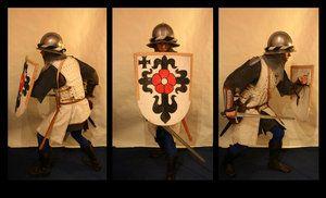 Teutonic Sergant III by TheHolyWenzel