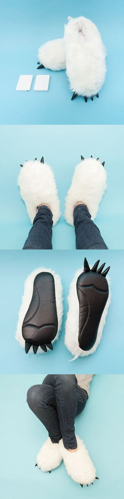 a0776ff514bb Slippers 163550  Yeti Heated Slippers Footwarmers Wireless Cordless  Rechargeable By Smoko -  BUY IT NOW ONLY   64.99 on eBay!