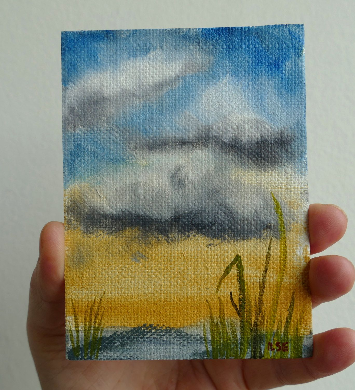 Pin On Miniature Canvases