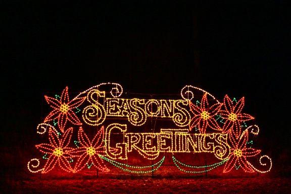 5 Best Christmas Light Displays In Georgia
