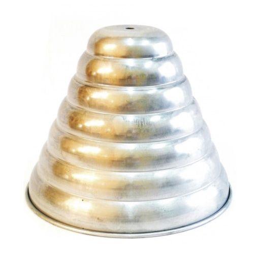 comprar comprar campana de aluminio lmparas mm comprar pantallas de aluminio para fabricar lmparas