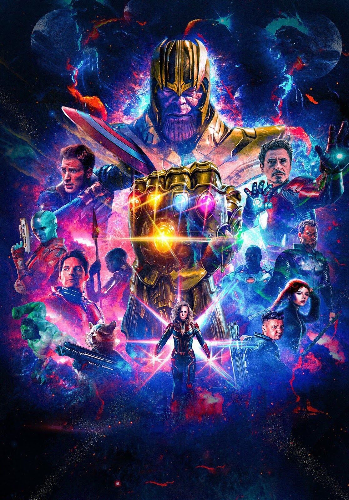 Avengers 4 End Game And Infinity War Hd Wallpapers Download In 4k