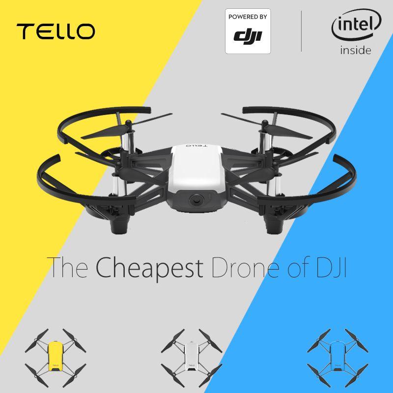 In Stock! DJI Tello Mini Drone 720P HD Transmission Camera