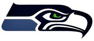 Seahawks Manicure :)