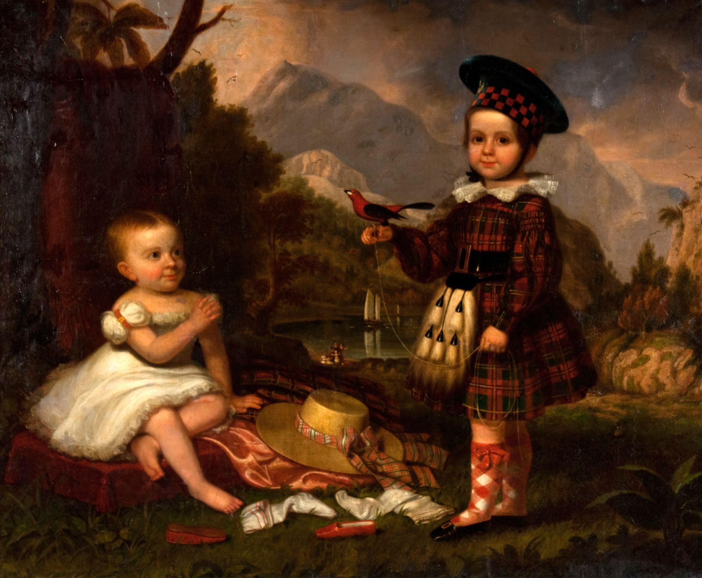 oil painting 19th century - Google Search | scotland ...