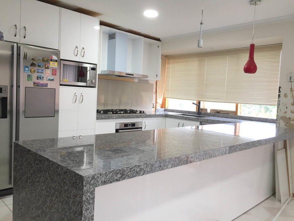 Granite Kitchen Benchtop Oriental White Granite Kitchen Benchtop Granite Marble And