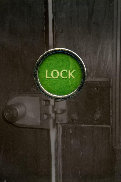 photography on lock
