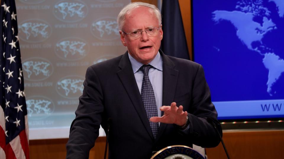 جيفري واشنطن تعمل على إشراك ممثلين من شمال شرق سوريا في صياغة إعادة الدستور السوري