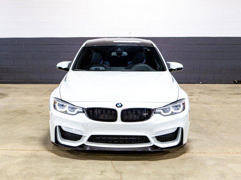 Used 2018 Bmw M3 For Sale In Addison Il 60101 Sedan Details 547464660 Autotrader In 2020 Bmw Bmw M3 For Sale Bmw M3