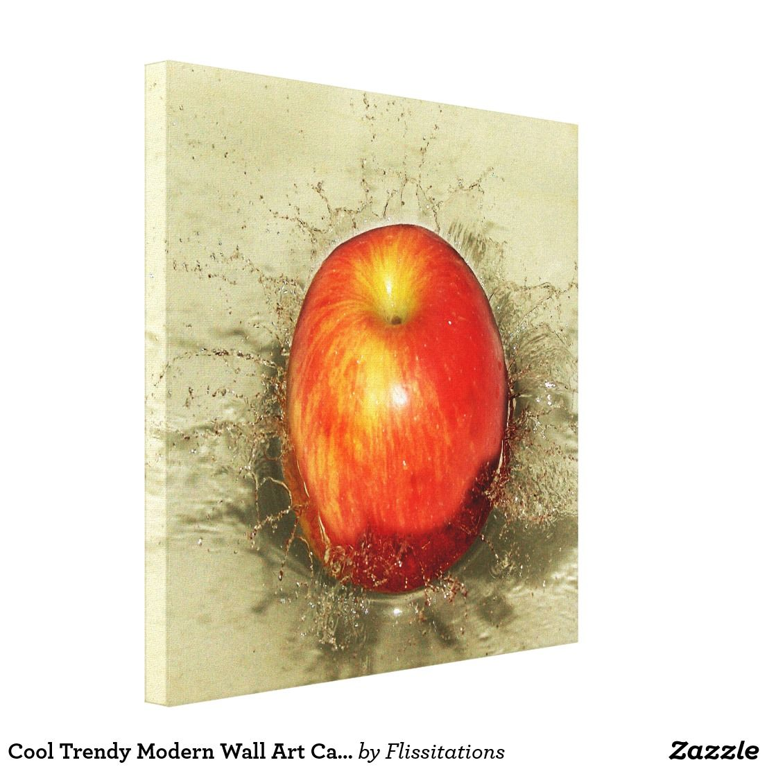 Pretty Apple Wall Art Contemporary - The Wall Art Decorations ...