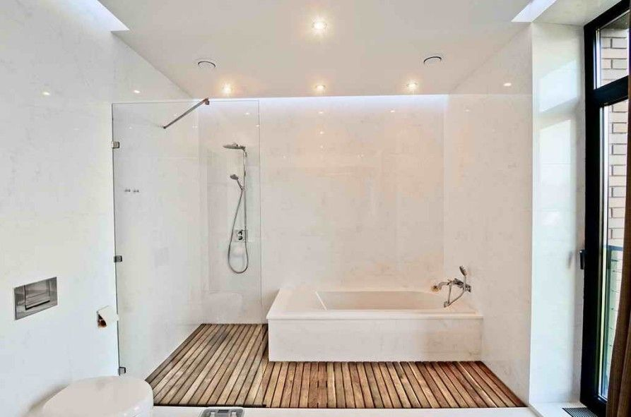 Everything You Have To Know About Bamboo Flooring Bathroom Small Ceiling Lamp Above Bamboo Flooring Bat Teak Shower Floor Teak Shower Bamboo Flooring Bathroom
