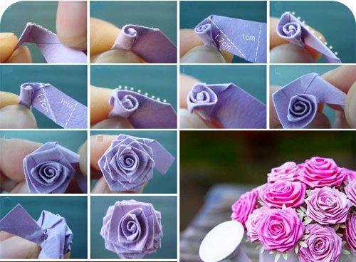 Цветы своими руками схемы 69