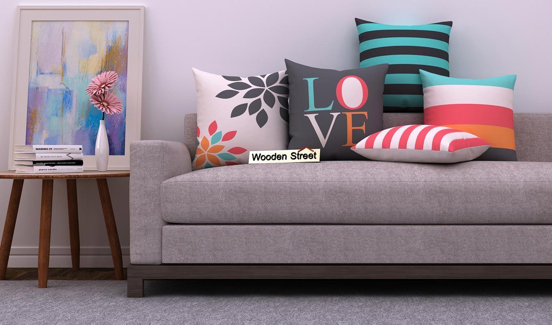 Buy Quartz 2 Seater Wooden Sofa Online In India Wooden Sofa Set Simple Bed Sofa Set